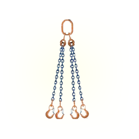 1, 2, and 4 Legged Chain Slings - Grade 100